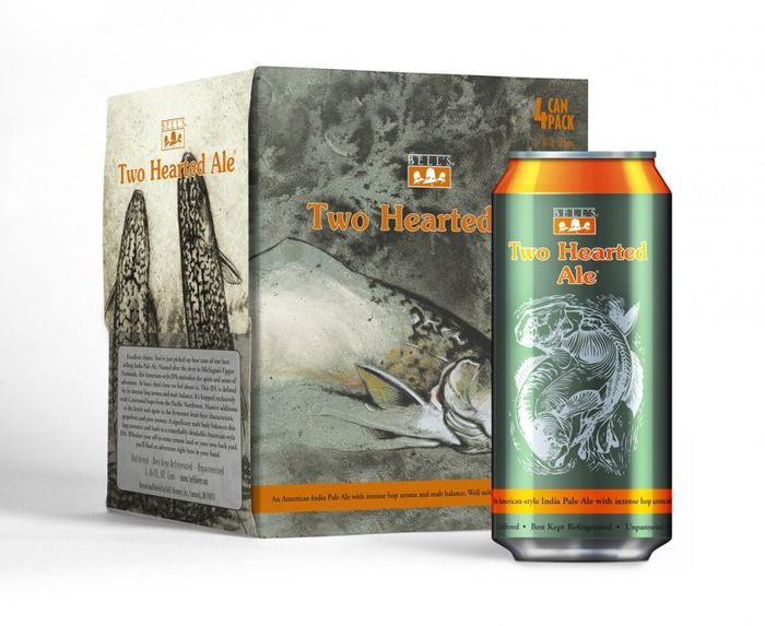 Two Hearted Ale, Bell's Brewery 4