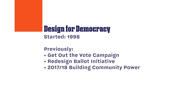 Design for Democracy slides 2