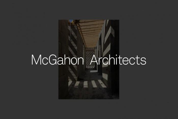 McGahon Architects 1