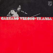 Caetano Veloso – <cite>Transa</cite> album art