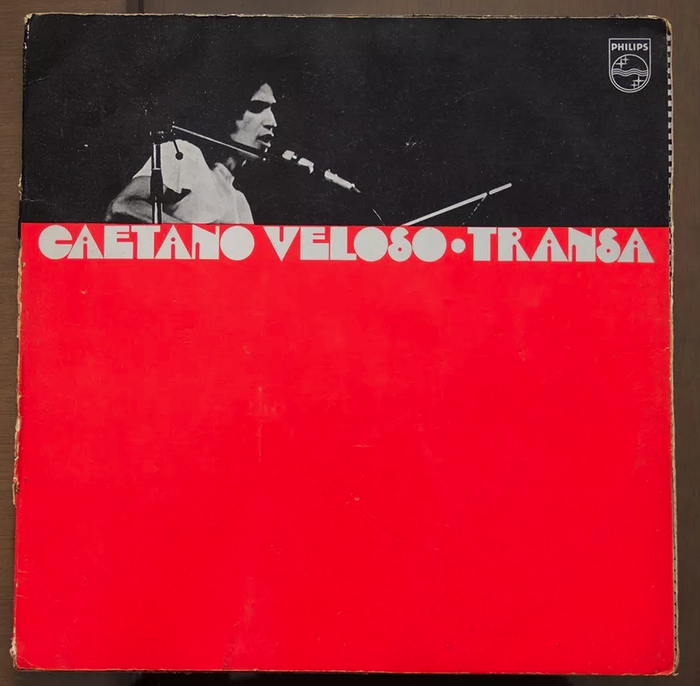 Caetano Veloso – Transa (1972)
