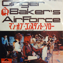 "Ginger Baker's Air Force ‎– ""Man Of Constant Sorrow""<span class=""nbsp""> </span>/ ""Doin' It"" (Japan)"