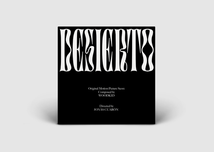 Woodkid – Desierto (fictional redesign) 1