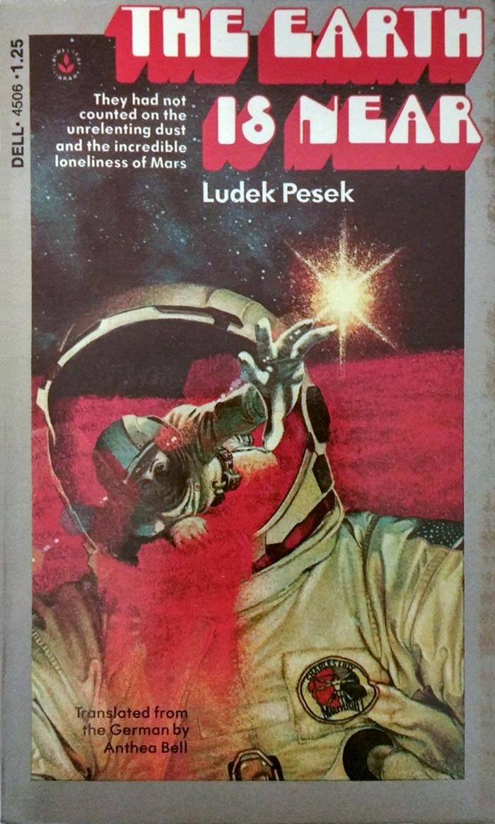 The Earth Is Near by Luděk Pešek (Dell)