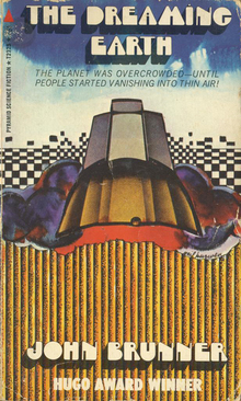<cite>The Dreaming Earth</cite> by John Brunner (Pyramid)