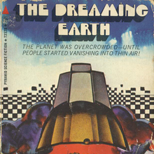 <cite>The Dreaming Earth</cite> – John Brunner (Pyramid)