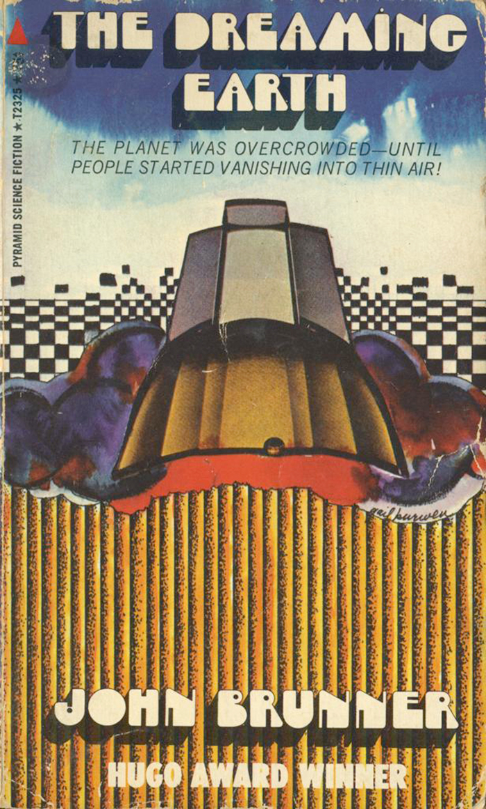 The Dreaming Earth by John Brunner (Pyramid)