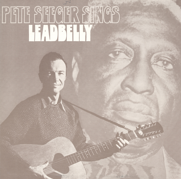 Pete Seeger Sings Lead Belly