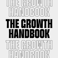 <cite>The Growth Handbook</cite> by Intercom