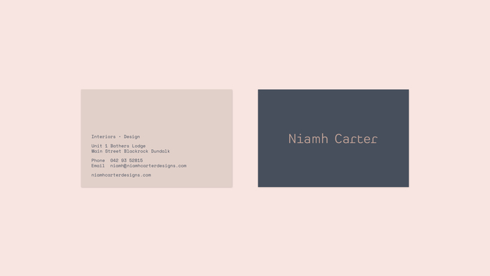 Niamh Carter 2