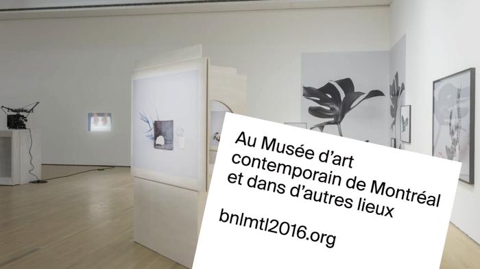 La Biennale de Montréal 7