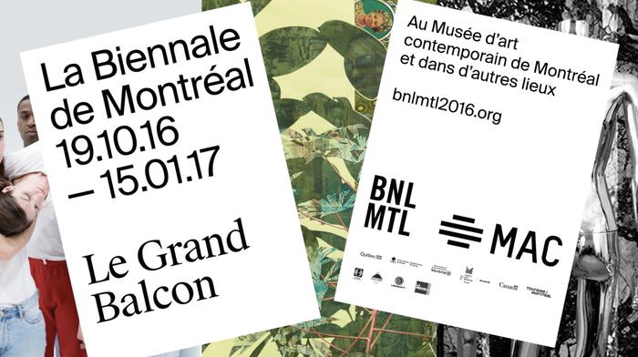 La Biennale de Montréal 6