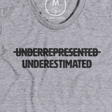 """UEM: Underestimated Minority"" T-shirt"