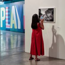 <cite>Players. Magnum photographers come out to play</cite>