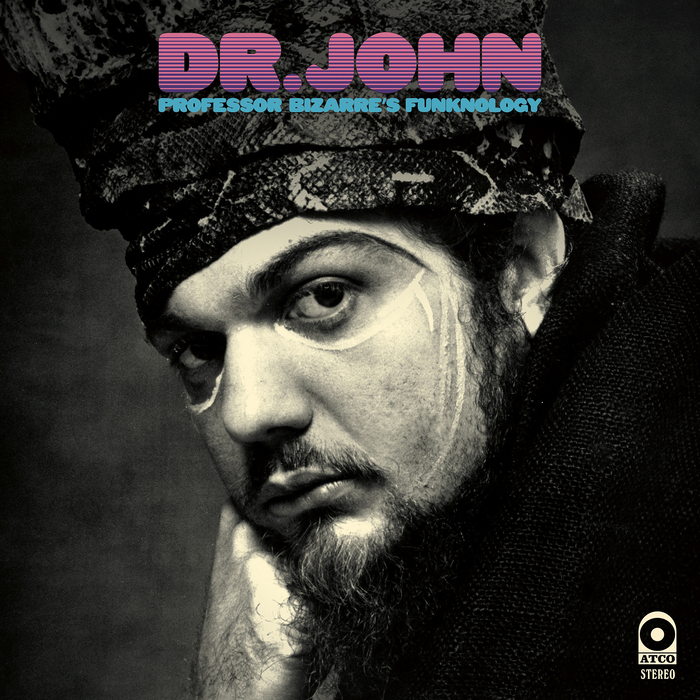 Dr. John – Professor Bizarre's Funknology album art