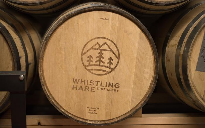 Whistling Hare Distillery 1