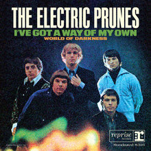 "The Electric Prunes – ""I've Got A Way Of My Own"" single cover"