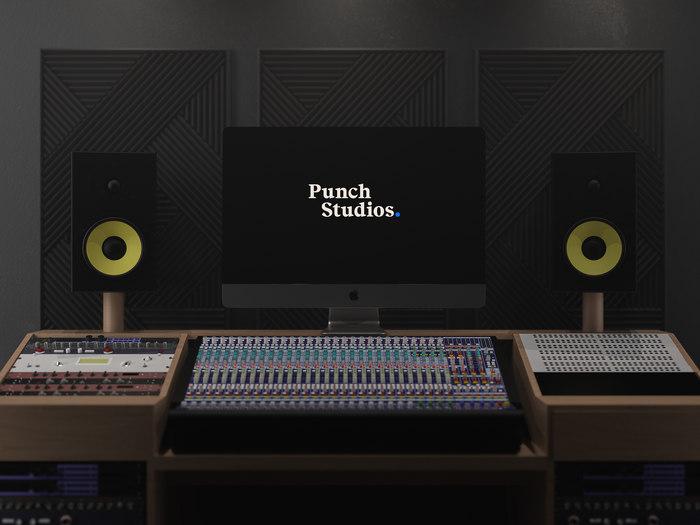 Punch Studios 6
