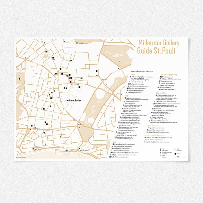 Millerntor Gallery Guide St. Pauli 2
