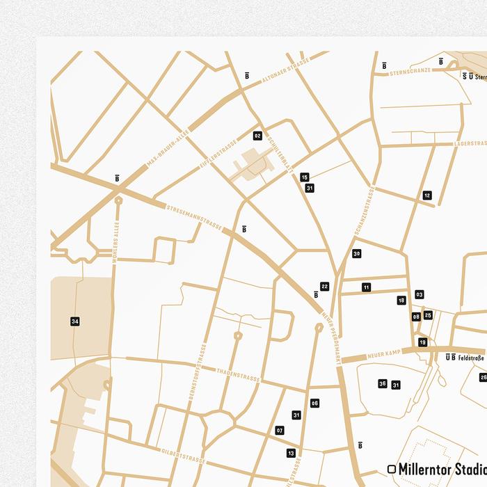 Millerntor Gallery Guide St. Pauli 4