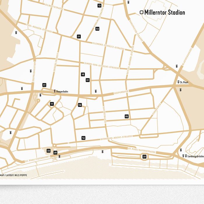 Millerntor Gallery Guide St. Pauli 5