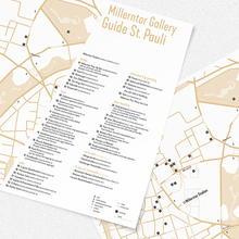 Millerntor Gallery Guide St. Pauli