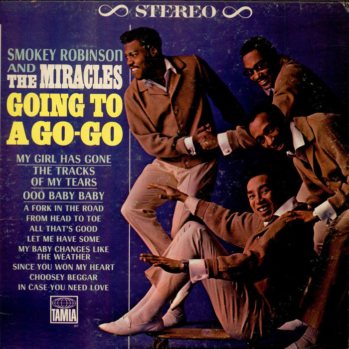 Smokey Robinson and The Miracles – Going to a Go‑Go 1
