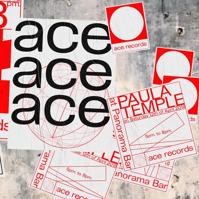 Paula Temple fan art 3