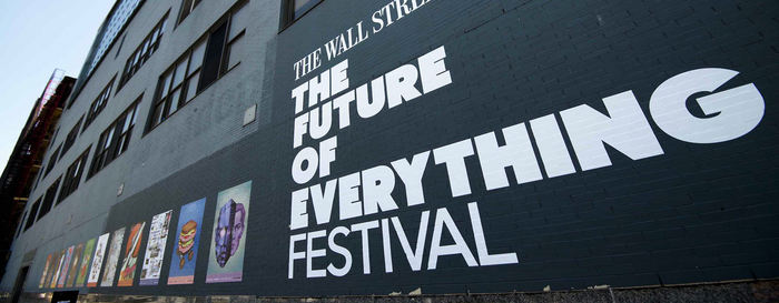 The Future of Everything Festival 2