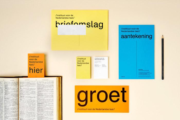 Instituut voor de Nederlandse Taal 1