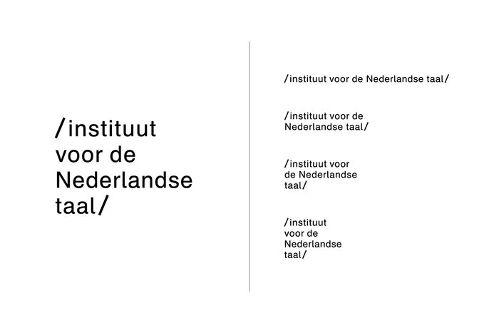 Instituut voor de Nederlandse Taal 2