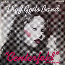 """Centerfold""– The J.<span class=""nbsp"">&nbsp;</span>Geils Band"