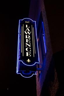 St. Lawrence, restaurant Québecois