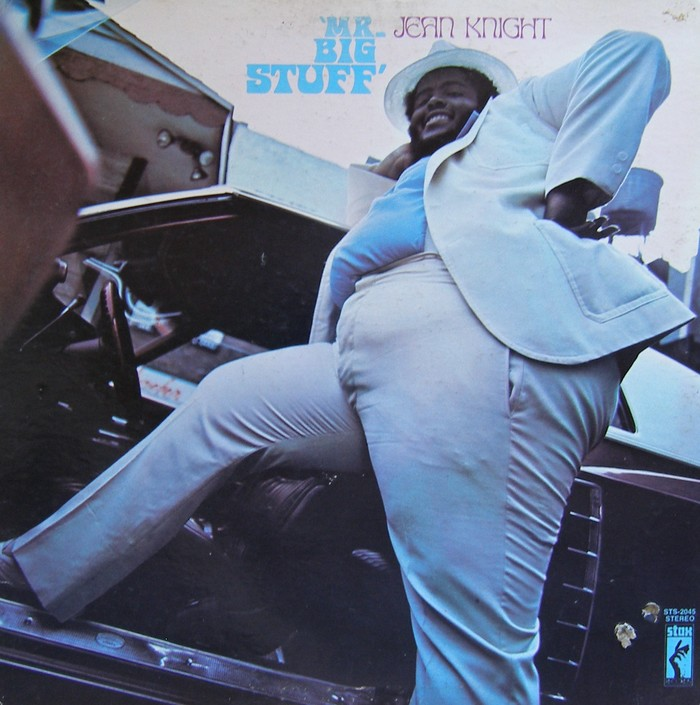 Jean Knight – Mr. Big Stuff album art 1