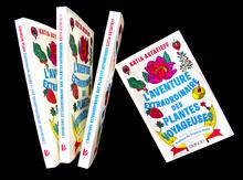 <cite>L'Aventure Extraordinaire des Plantes Voyageuses by </cite>Katia Astafieff
