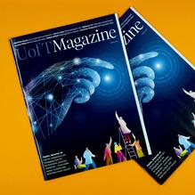 "<cite>U of T Magazine, </cite>""Faster, Smarter AI"", spring 2018"