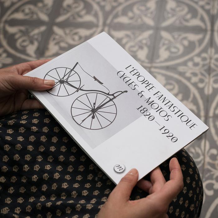 Cycles et motos — L'épopée fantastique 1820–1920 1
