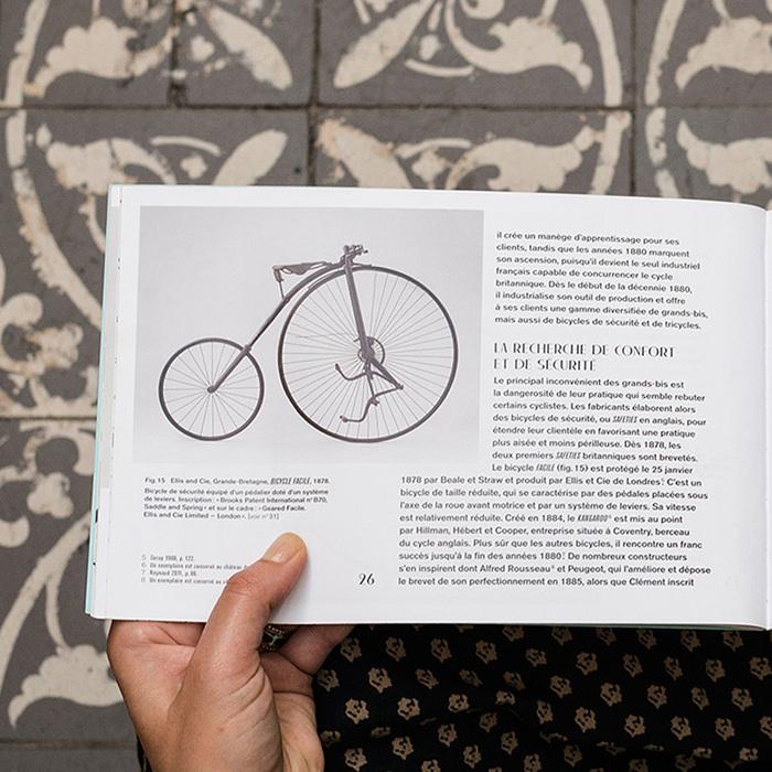 Cycles et motos — L'épopée fantastique 1820–1920 3
