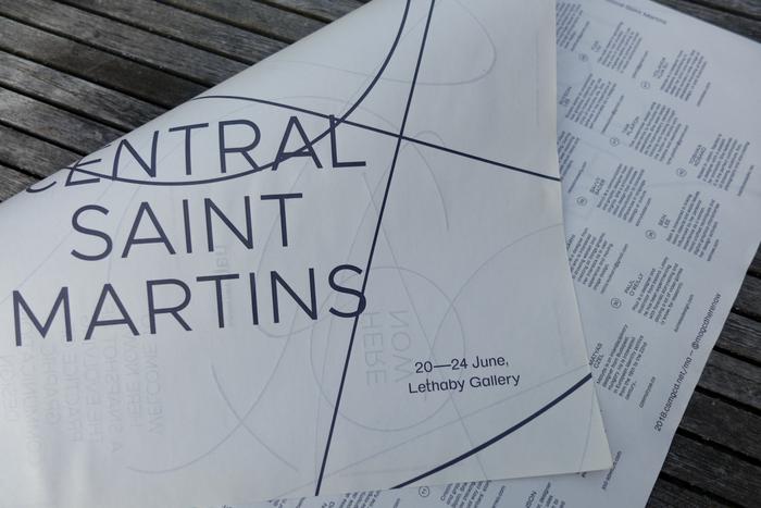 Central Saint Martins MA Graphic Communication Design degree show 2018 7