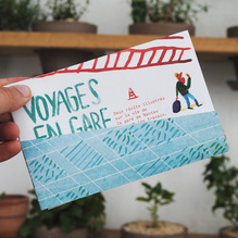 <cite>Voyages en gare</cite>