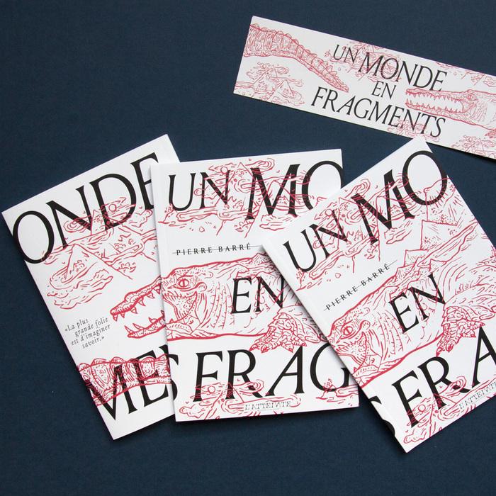 Un monde en fragments by Pierre Barré (L'Atteinte) 1
