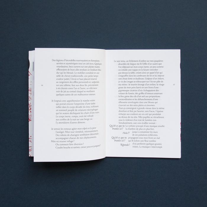 Un monde en fragments by Pierre Barré (L'Atteinte) 5