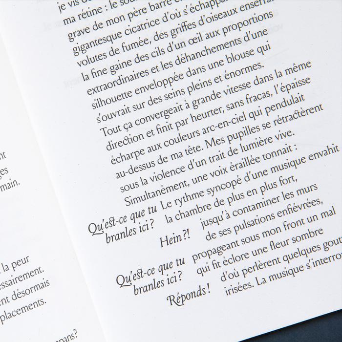 Un monde en fragments by Pierre Barré (L'Atteinte) 7