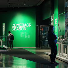 <cite>Comeback Season: Sports After 9/11, </cite>National September 11 Memorial &amp; Museum