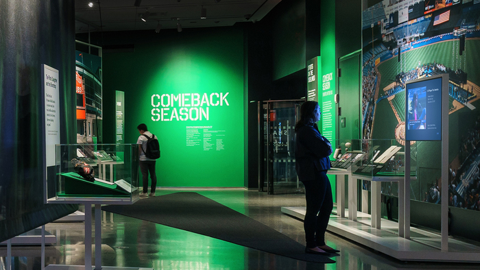 Comeback Season: Sports After 9/11 1