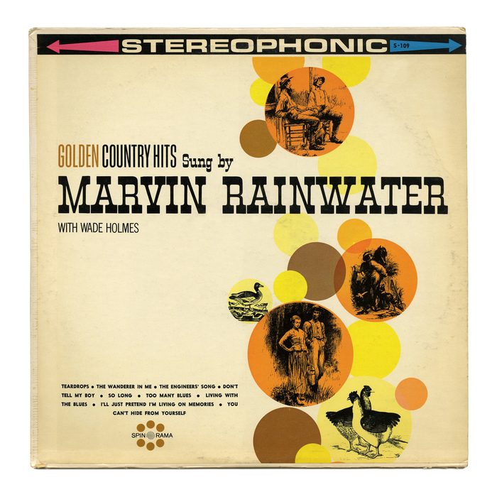 Golden Country Hits – Marvin Rainwater