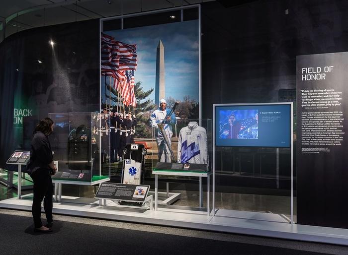 Comeback Season: Sports After 9/11, National September 11 Memorial & Museum 3