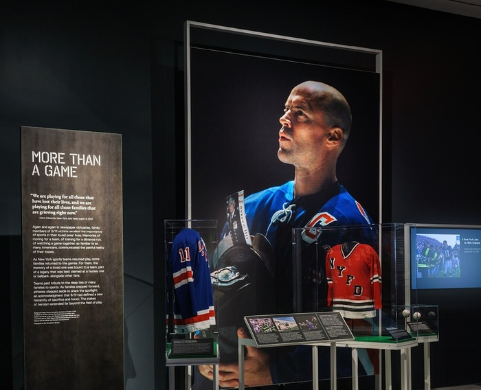 Comeback Season: Sports After 9/11, National September 11 Memorial & Museum 6