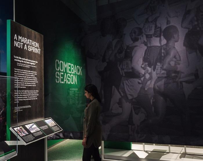 Comeback Season: Sports After 9/11, National September 11 Memorial & Museum 7