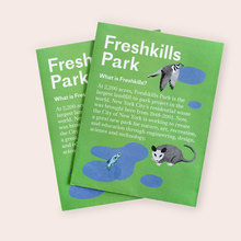 Freshkills Park publication